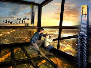 Eureka Skydeck 88 - City of Melbourne