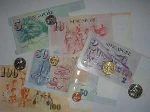 Exchange Rates Singapore