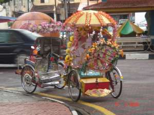 Singapore's Chinatown Trishaw Night Tour Singapore