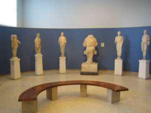 Epigraphical Museum Athens