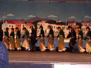 Traditional Greek Dance Festival Athens