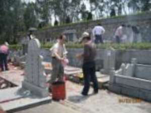 Tomb Sweeping Day Beijing