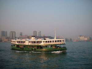 Star Ferry Harbor tours Hong Kong