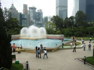 Zoological and Botanical Gardens Hong Kong