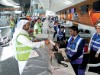 Test run at Hamad International Airport
