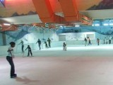 Ice Skating rink, Panari sky center  - Nairobi