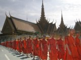 Bonn Kathen - End of Buddhist Lent - Phnom Penh