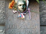 Anniversary of Jan Palach's Death - Prague