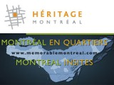 Heritage Montreal - Montreal
