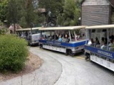 Small Tourist Train Tour - Nice