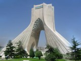 Azadi Square and Tower - Tehran